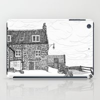 Crail: Old Harbour House… iPad Case