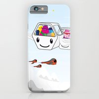 iPhone & iPod Case featuring SF Cable Car by Superfried