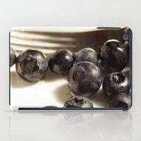 Blueberries iPad Case