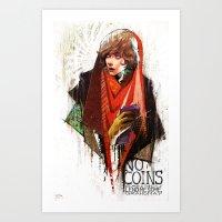 Red Riding Hood Boys: No… Art Print