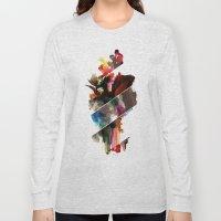 Color Study 2 Long Sleeve T-shirt