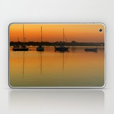 Sleeping Sail Boats Laptop & iPad Skin