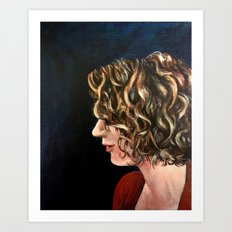 Morgan Art Print