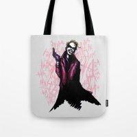 Clown Prince Tote Bag
