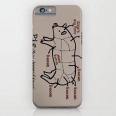 Bacon LOver Slim Case iPhone 6s
