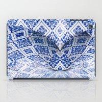 Imaginary Porcelain iPad Case
