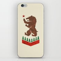 California Sigil iPhone & iPod Skin