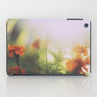 Marigolds in Ubud iPad Case