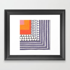 The Future : Day 3 Framed Art Print