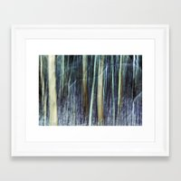 Wild Woods Framed Art Print