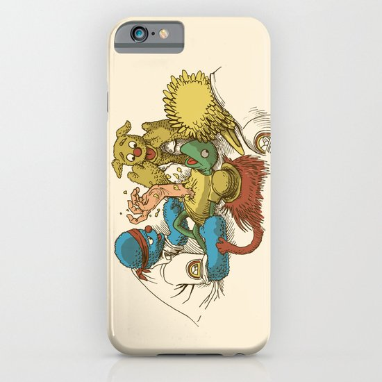 Open Sesame iPhone & iPod Case