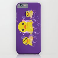 DANGERS OF THE BATHROOM iPhone 6 Slim Case