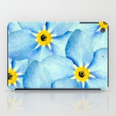 Forget Me Not iPad Case