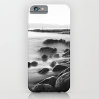 iPhone & iPod Case featuring Whisper Rocks by kbattlephotography