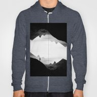 Black Wasteland Isolatio… Hoody