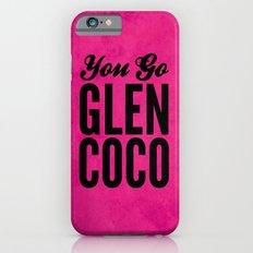 Glen Coco Pink iPhone 6 Slim Case