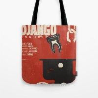 Django Unchained - Alter… Tote Bag