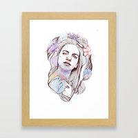 Others Framed Art Print