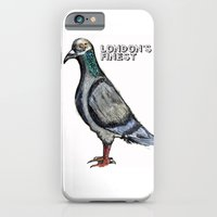 London's Finest: The Grey Pigeon iPhone 6 Slim Case