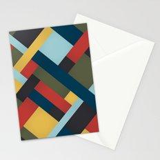 Abstrakt Adventure Stationery Cards