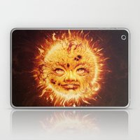 The Sun (Young Star) Laptop & iPad Skin