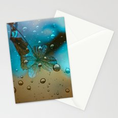Rain Drops Keep Fallin Stationery Cards
