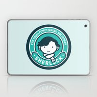 Sherlock Laptop & iPad Skin