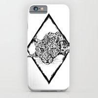 iPhone & iPod Case featuring Stargazer by René Campbell
