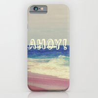 iPhone & iPod Case featuring Ahoy! by Josrick