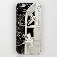 Nella Foresta iPhone & iPod Skin