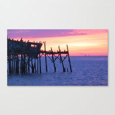 shades Canvas Print