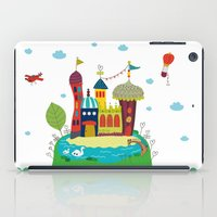 Dream Castle iPad Case