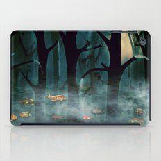 The Woods at Night iPad Case
