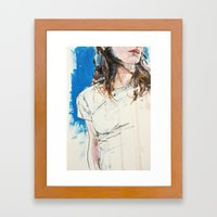 5167 Framed Art Print