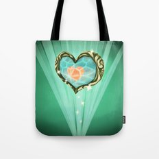 Heart Container  Tote Bag