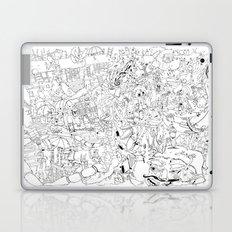 Fragments of memory Laptop & iPad Skin