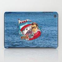 Jaws  iPad Case