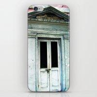 Bahama Door iPhone & iPod Skin