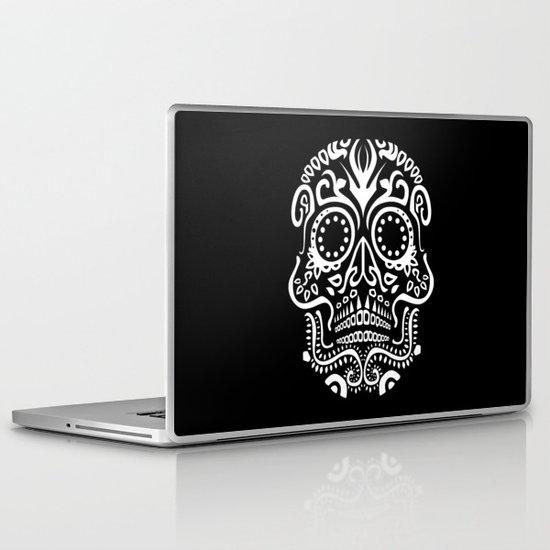 Day of the Dead Skull Laptop & iPad Skin