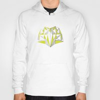 Facets Reflect Hoody