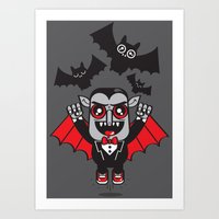 Evil Powers Of Pumped Up… Art Print