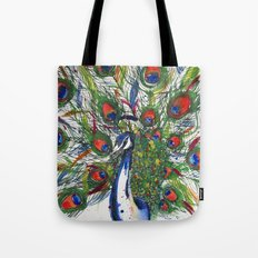 Splay Tote Bag