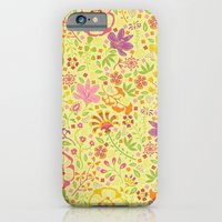 Oriental Blooms iPhone 6 Slim Case