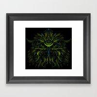 Mysticowl Framed Art Print
