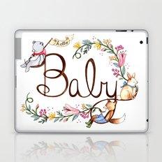Hello Baby Laptop & iPad Skin