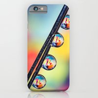 Bits Bobs And Buttons iPhone 6 Slim Case