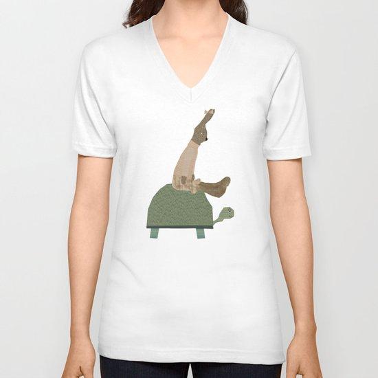 take me there (part 1) V-neck T-shirt