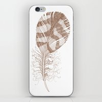 Feather iPhone & iPod Skin