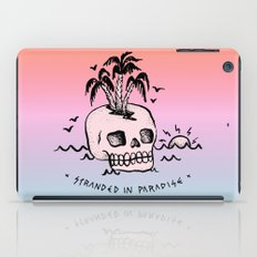 STRANDED IN PARADISE iPad Case