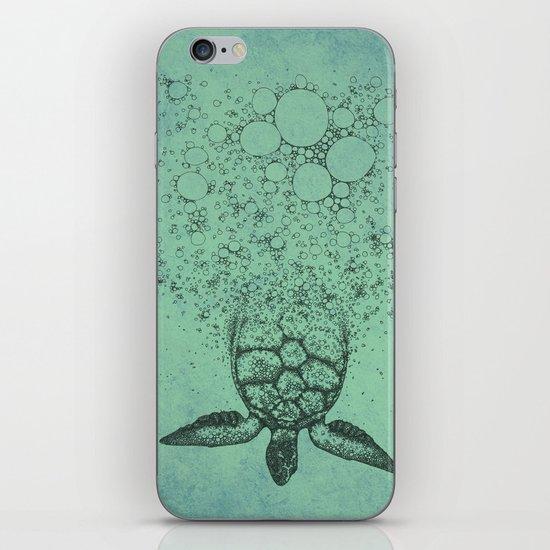 Into_The_Sea iPhone & iPod Skin